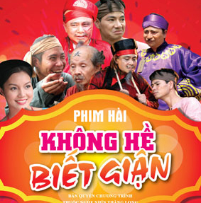 Xem Hài Không Hề Biết Giận